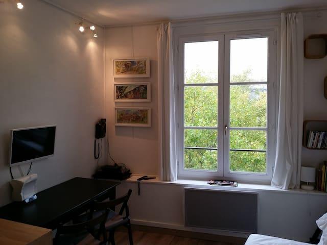 Studio Versailles près gares RG/RD