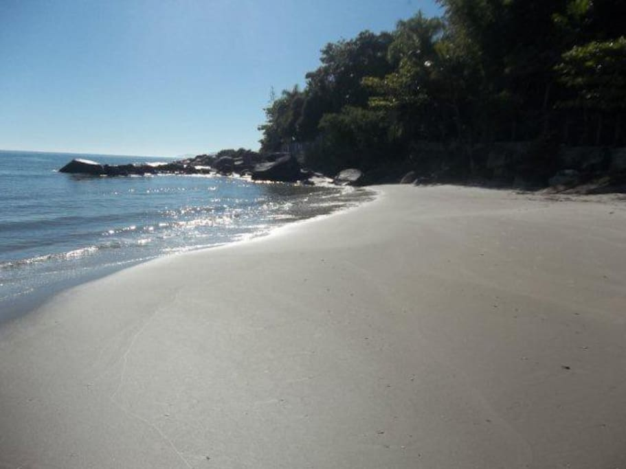 nossa beira de praia