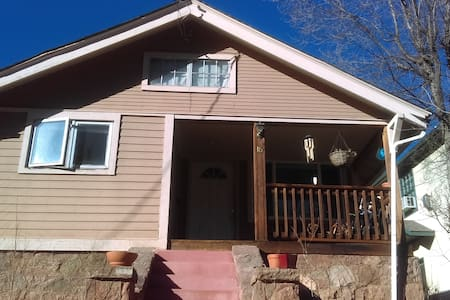 Cute quaint Manitou cottage! - Manitou Springs