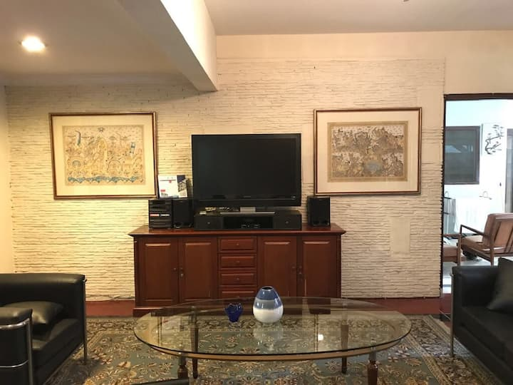 Convenient &charming space in the heart of Bandung