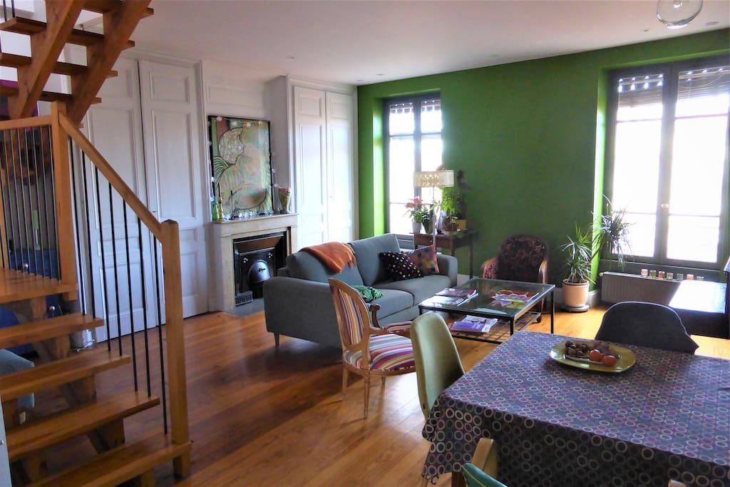 Une chambre en ville appartements louer for Une chambre en ville