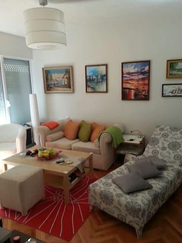 Unique beautiful apartment
