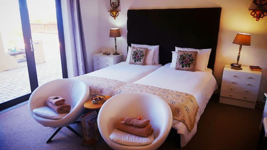 1 Room @ 61 Milkwood Knysna - Knysna - House