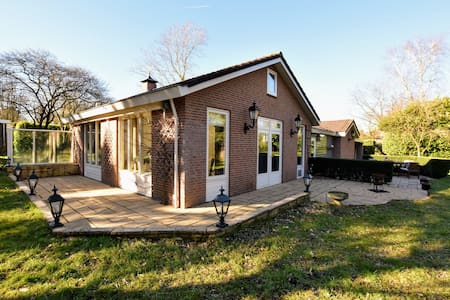 Spacious Holiday Home in Garderen near the Forest