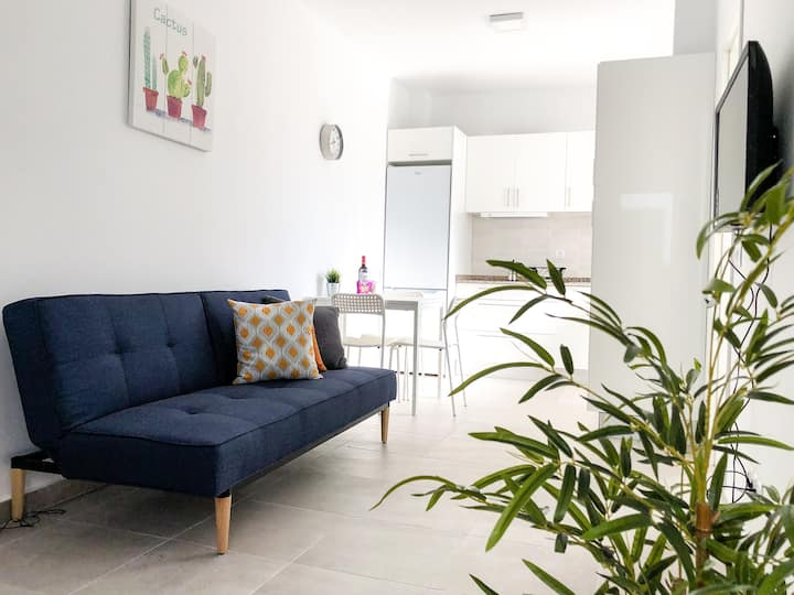 Cosy Apartment 10mins from Las Canteras Beach