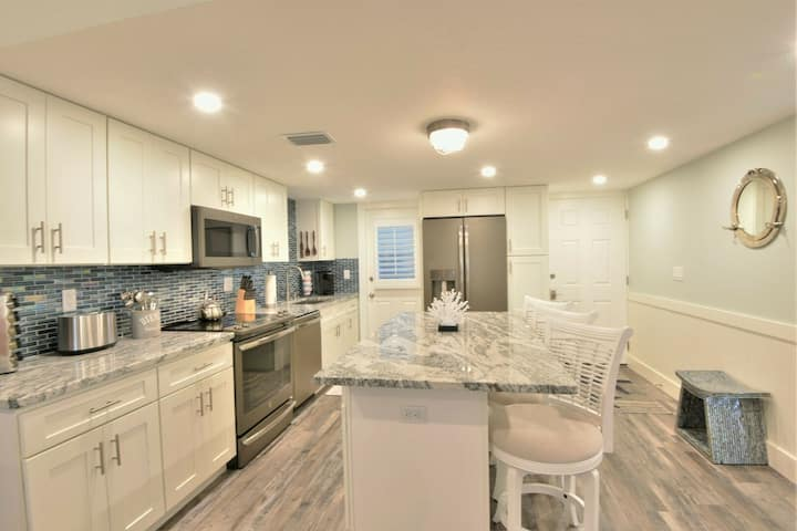 Luxury resort style beach condo on Longboat Key