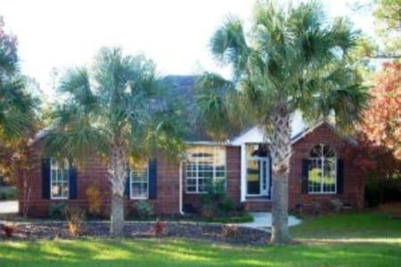 Masters Week Rental - Creekside - Aiken - House