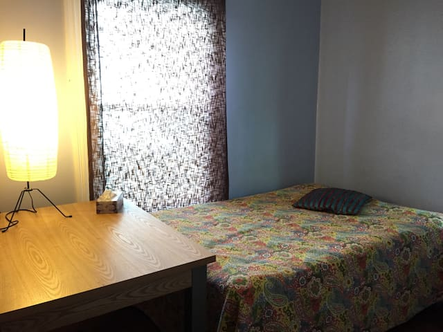 Cozy room only 12min walk downtown - Williamsport - House