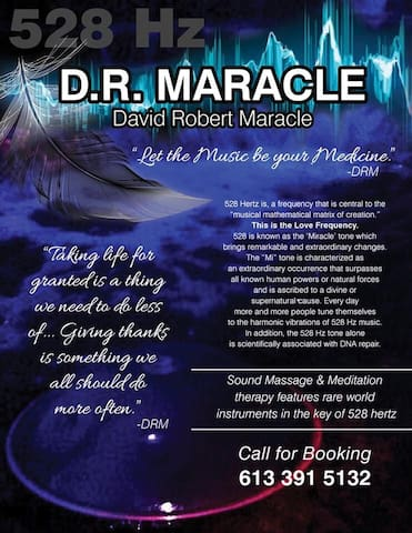 Sound Therapy Sessions by David R. MARACLE