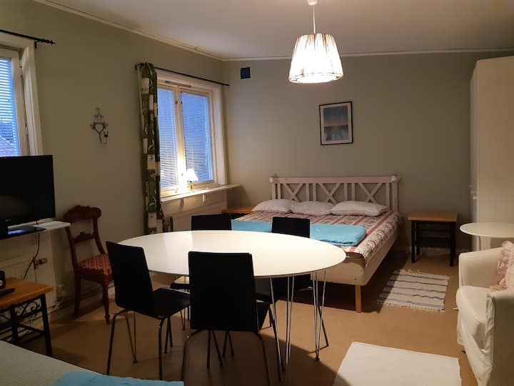 Gästhem  Hostel Glassen   1-4 pers central Rättvik