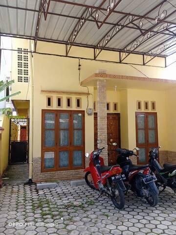 Sewa rumah harian/ bulanan di Meral, Karimun