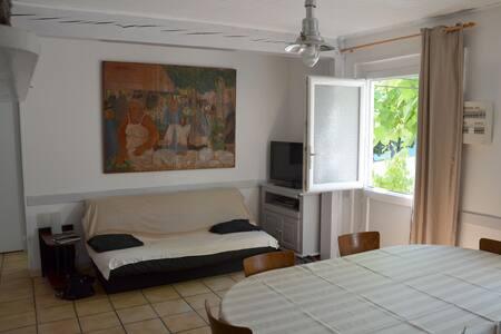 Maison de village proche océan - Lit-et-Mixe