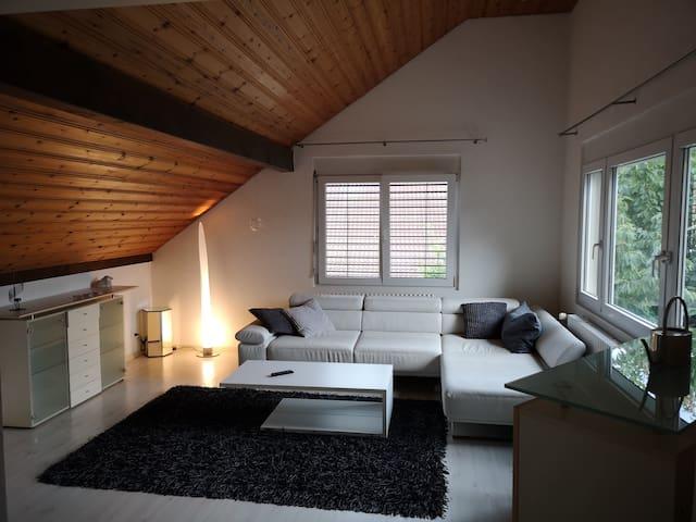 Grosszügige Wohnung  70m2 an perfekter Lage