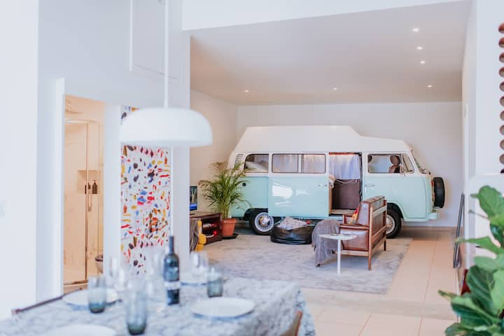 Kombi Studio by STAY Madeira Island (private pool)