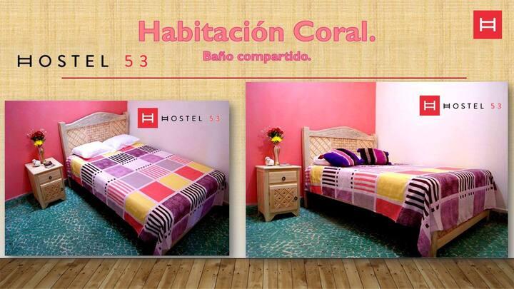 Habitacion Coral