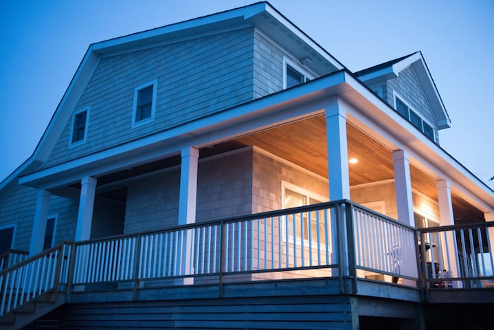 Big-Recently Built Just look at photos! Bay views. - Fire Island - Σπίτι
