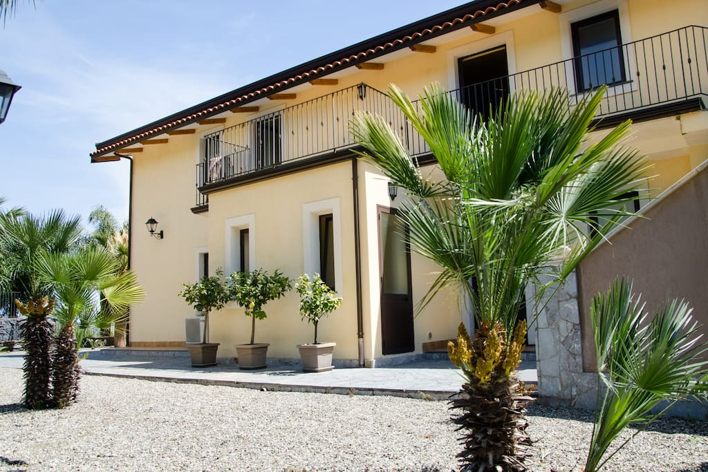 Out-Door - Suite Apt Francesco -  AGRITURISMO ROSEMARINE -  SUNTRIPSICILY COM