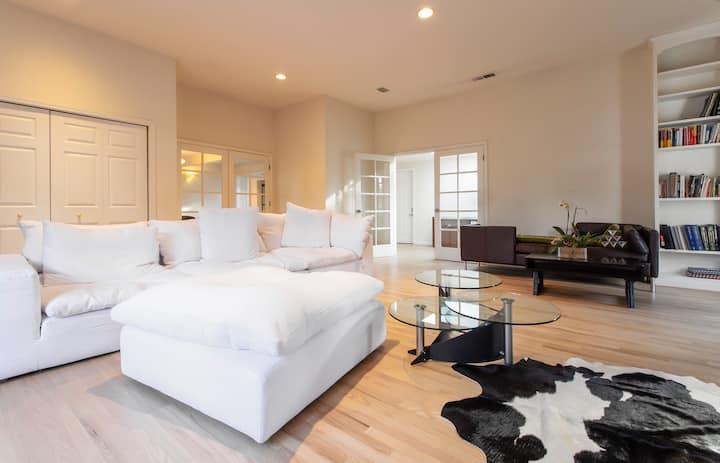 ❤️of Silicon Valley large dream  home near SFO/280
