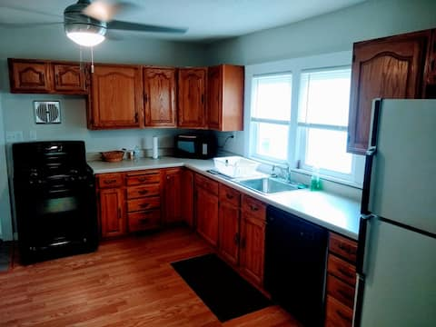 2 Bed 1 Bath Home w/Laundry and Off Street Parking