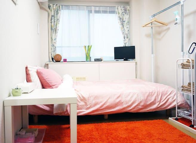 [FREE WIFI] NAMBA,NIPPONBASHI AREA - 大阪市 - 公寓