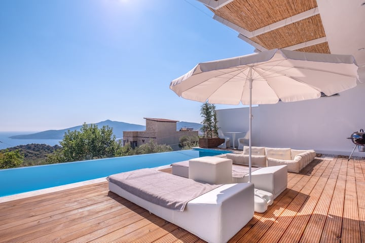 Honeymoon in Kalkan for unforgettable time for Two