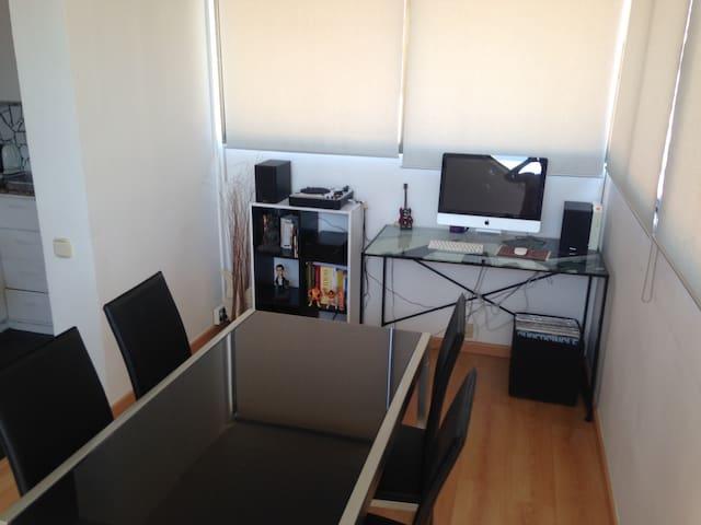 Modern and comfortable loft for 2 people - Esplugues de Llobregat - Loft