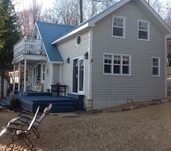 Beach cottage Lac sinclair 48 min Ottawa - Duclos