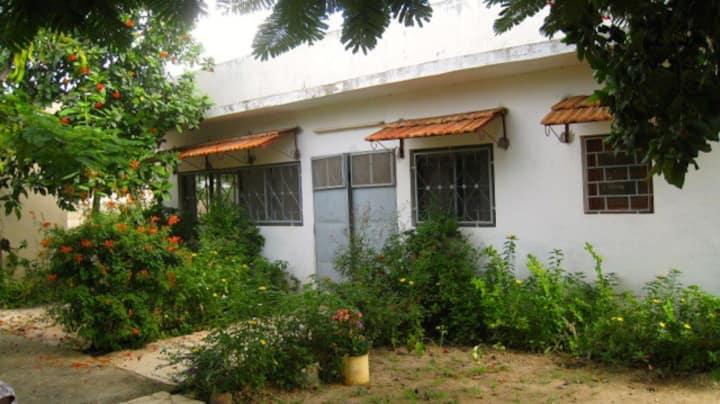 2 BDR house in  seaside village