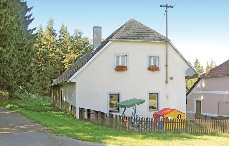 Holiday cottage with 2 bedrooms on 67m² in Nebahovy