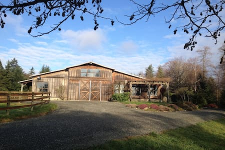 Wildwood Barn Studio - Vashon - Appartement