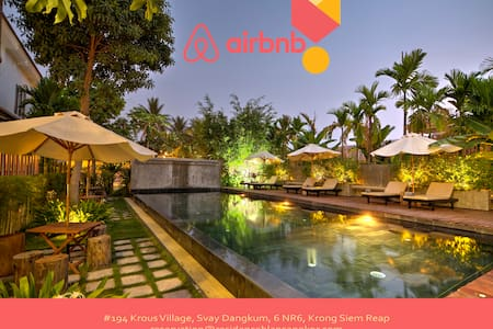 Welcome To La Residence Blanc D'Angkor - Krong Siem Reap - 精品酒店