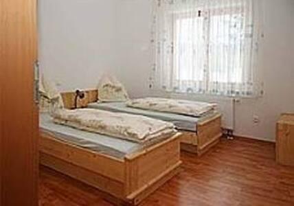 Ferienhof Bosch, (Börslingen), Ferienwohnung Schwalbennest, 35qm, 1 Schlafzimmer, max. 2 Personen