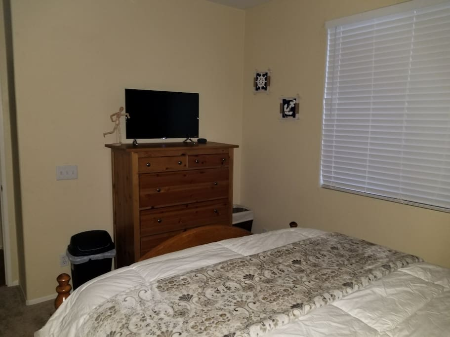 Nautical Room, TV & Dresser