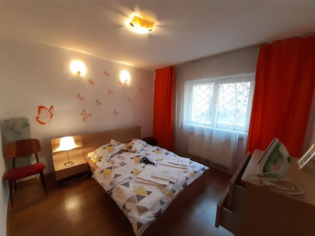 Two bedrooms central apartment
