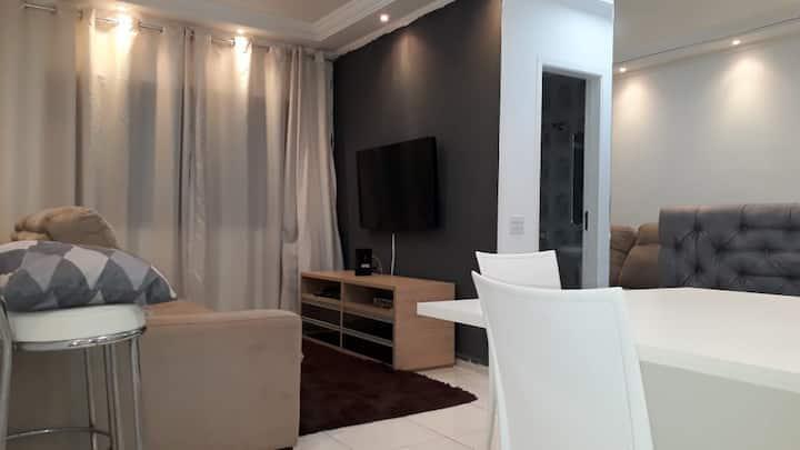 Apartamento compartilhado  com quarto privativo