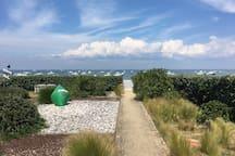 Charmant studio cabine vue mer Arcachon Aiguillon