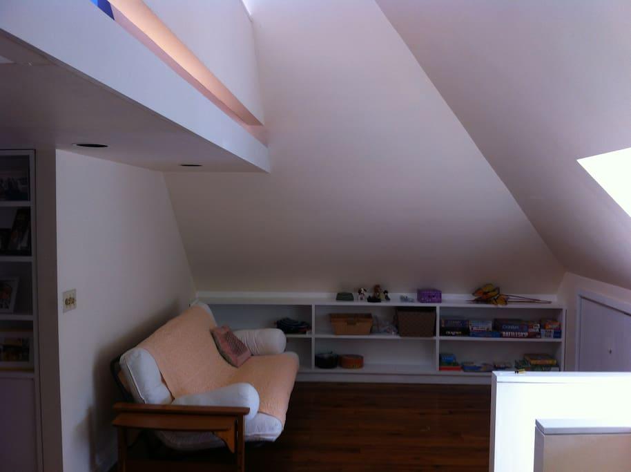 Third floor.