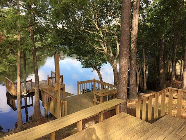 The River House - an hour from Tallahassee - Sopchoppy