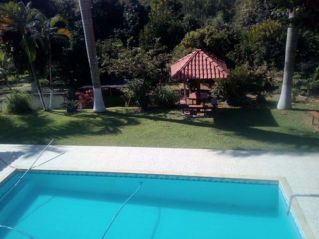 Lugar no paraíso para descansar! Rio Bonito RJ