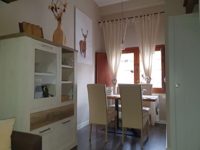 Acogedor estudio duplex en Vielha, Valle de Aran