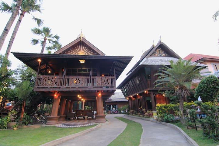 The Sali-Kham Traditional Lanna Home No.1