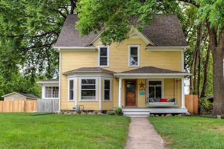 Closest Airbnb Home To Iowa State Campus - Ames