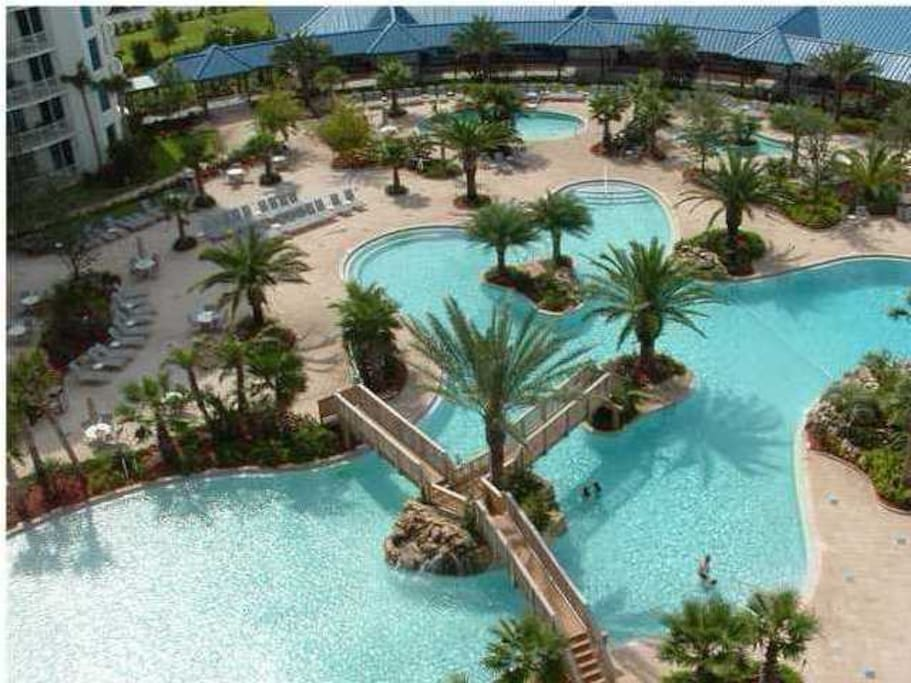 Lovely Two Bedroom Jr Suite In The Palms Of Destin