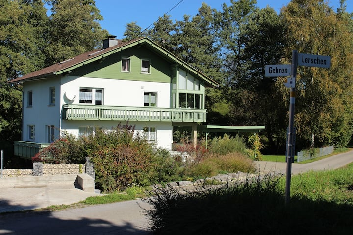 Apartment near Lake of Constance 6 Adults/ 2 Kids