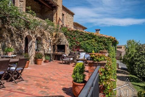 Sc19 Villa Benet, cottage in Pals