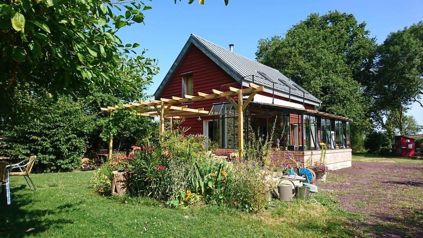 Maison à proximité de la Loire et de la mer