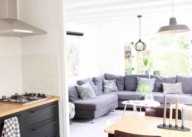 Gezellig huisje met houtkachel op de Veluwe
