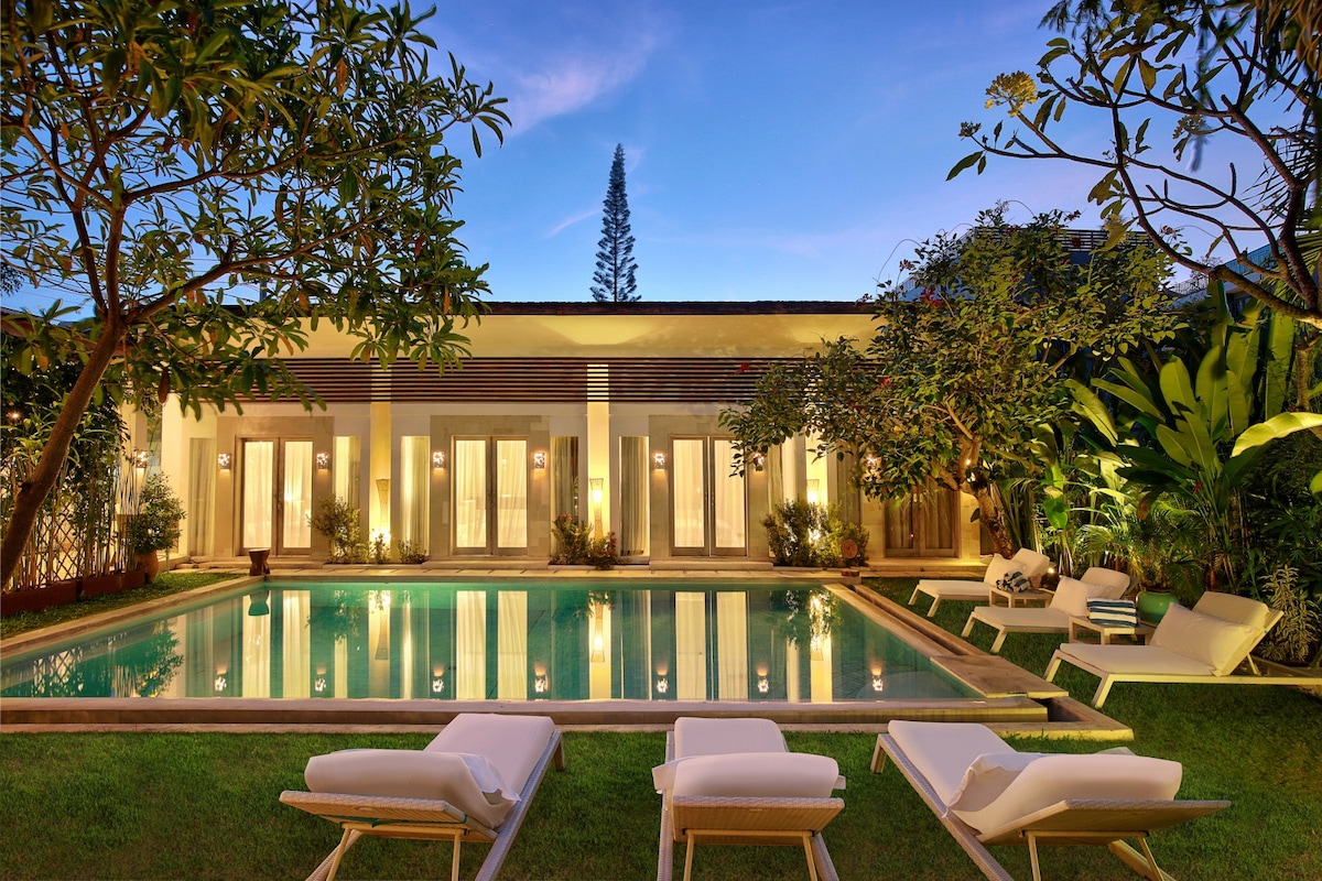 MASSIVE! 9 BEDR!/9BATH VILLA/POOL CENTRAL SEMINYAK - Villas for ...