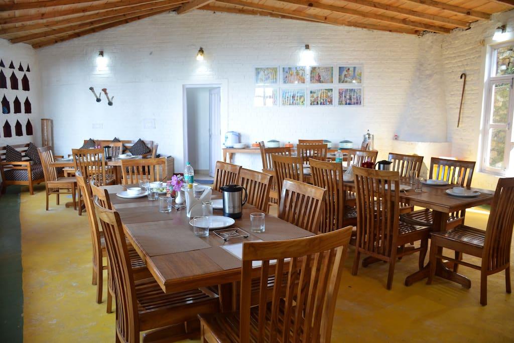 Pine Wood Restaurant