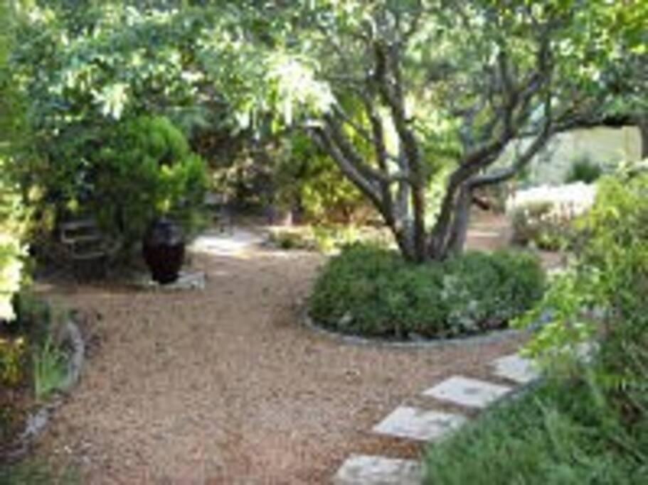 scented pathways